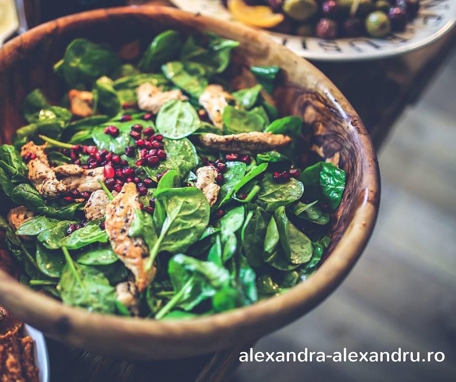 5 salate pentru cină