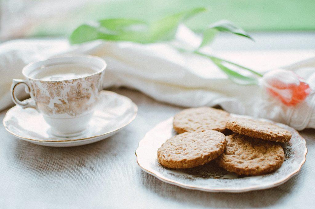 Biscuiți digestivi cu scorțișoară